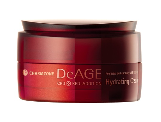 DeAGE RED ADDITION HYDRATING CREAM