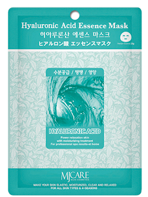 MJ CARE HYALURON ACID ESSENCE MASK